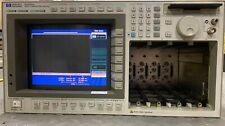 Hpagilent 83480a Communication Analyzer Digital Sampling Oscilloscope