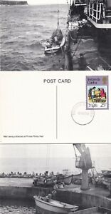 A4270 TDC 6 May 1980 set of 5 First Day Postcards, postal history front images