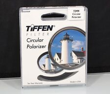 184880 TIFFEN 72MM CIRCULAR POLARIZER FILTER NEW 72CP
