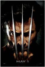 X-MEN ORIGINS: WOLVERINE - 2009 - Orig D/S ADV MOVIE POSTER 27X40 - HUGH JACKMAN