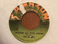 """The Rugbys - Rockin' All Over Again / Juditha Gina 7"""" Vinyl On Amazon Records"""