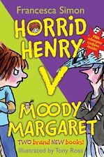 Horrid Henry versus Moody Margaret: Horrid Henry's Double Dare/Moody Margaret ,