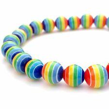 Pride Rainbow Bracelet, LBGT Bracelet, Rainbow Gift, Gay Pride