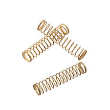 3pcs Trumpet Springs Metal for Brass Instrument Parts