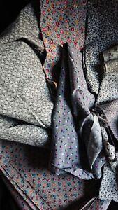 Job lot Remnants Fabric Cotton Florals Crafts Patchwork Quilting
