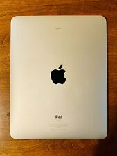 Apple iPad 1st Gen. 32GB, Wi-Fi, 9.7in - Black - Very Good Condition!