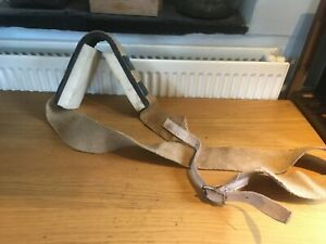 JUTE ROLLER With Leather Straps COB / FULL