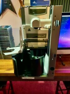 10 Disc DVD Duplicator/ Rimage Everest III CDPR22 Thermal Printer DVD Autoloader