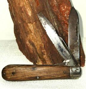 Vtg WW11 Camillus Cutlery Co USN TL-29 Lineman Pocket Knife 2 Blades US Navy