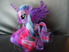MY LITTLE PONY -G4 PRINCESS LUNA - A RAINBOW SHIMMER (2014) ITEM NUMBER -#A8748