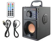 Lautsprecher mit Subwoofer Bluetooth USB MP3-Player Lautsprecherbox #4780