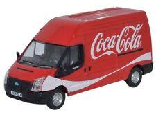 Coca-Cola DieCast Material Vehicles