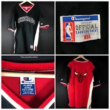 Authentic Bulls Michael Air Jordan Bulls NBA Trikot Basketball Jersey XI Shirt
