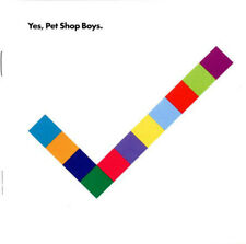 PET SHOP BOYS, YES, CD, NEW, FREE UK SHIPPING