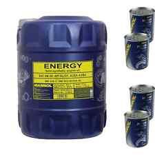 20L Motoröl MANNOL Energy 5W-30 4x MANNOL Motor Doctor ADDITIV