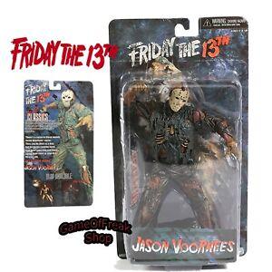 Figura Jason Voorhees NECA FRIDAY 13th 20 cm Action Figure
