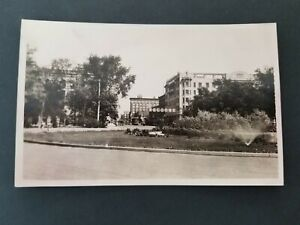 c 1920 Great Falls Montana Downton Real Photo Postcard RPPC