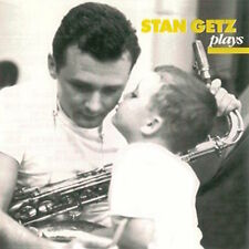 Stan Getz - Plays (1993) CD Good Condition