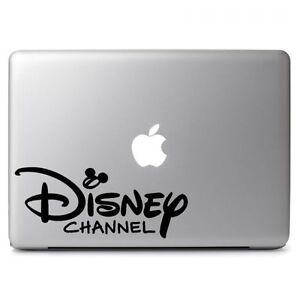 Cartoon Channel Decal Sticker for Macbook Laptop Car Window Wall Decor Helmet