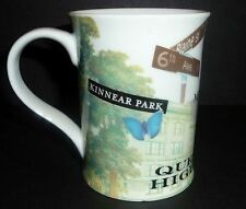 Queen Anne Hill Neighborhood Porcelain Mug Coffee Cup Seattle WA Collection NEW