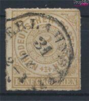 Norddeutscher Postbezirk 6 Pracht gestempelt 1868 Groschenwährung (9280273