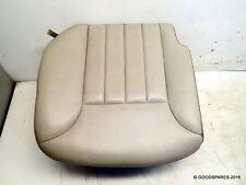 Rear Seat Bottom-Grey Leather Os-Ref.577-07 Mercedes ML280 cdi W164
