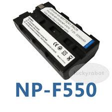 Battery for SONY NP-F330 NP-F530 NP-F550 NPF550 NPF530 NPF330 NPF570 7.2V