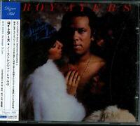 ROY AYERS-NO STRANGER TO LOVE-JAPAN CD E75