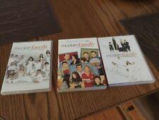 modern family seasons 1,2,3 dvd lot