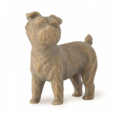 Willow Tree Love my Dog (small, standing) 27791 Figurine Figure Brand New Boxed