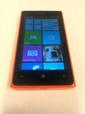 Lumia 532 Arancione Microsoft-Smartphone (Sbloccato)