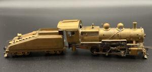 Precision Model  GHC Pennsylvania Locomotive With Coal Tender. Class B6sa 0-6-0