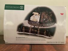 """Dept 56 Christmas In The City """"City Zoological Garden� New!"""