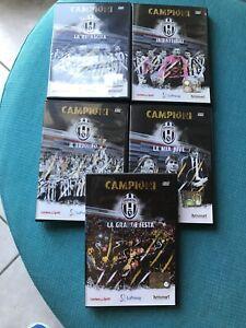 Dvd Juventus Campioni 2012 5 DVD