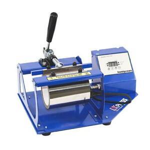 Mug Heat Press Machine WER160  Sublimation Printing for 6oz,11oz,12 & 17oz Latte