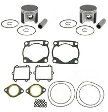 1998 1999 Arctic Cat ZR600 ZR 600 SPI Pistons Top End Gasket Kit Stock Bore 78mm