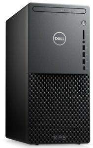 Dell XPS 8940 Desktop 11th Gen Core i7-11700 16GB RAM 512GB SSD RTX 3070