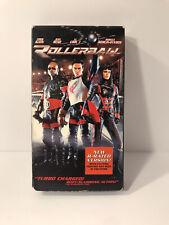 Rollerball (VHS, 2002) Action/Sci-Fi LL COOL J, Chris Klein, Jean Reno