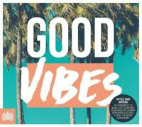 MINISTRY OF SOUND Summer GOOD VIBES 3CD NEW Album Calvin Harris Sigala Gift Idea