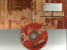 DANDY WARHOLS Slabtown 2 w/UNRELEASE & MIXES PROMO DJ CD Single NEIL Young AC/DC