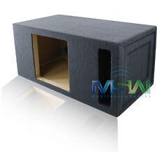 "2 CU. FT. 12"" VENTED ENCLOSURE BOX for KICKER® S12L7 S12L5 S12L3 - TUNED @ 32Hz"