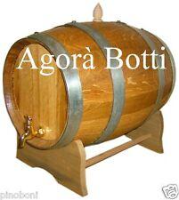 Botte in ROVERE da 10 litri, OFFERTA!!!