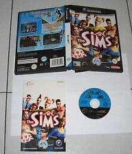 Nintendo Gamecube Wii THE SIMS - OTTIMO ITA triangolo BLU Completo