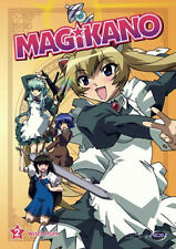 Magikano - Vol. 2: Witch Hunt (DVD, 2008) WORLDWIDE SHIPPING AVAIL!