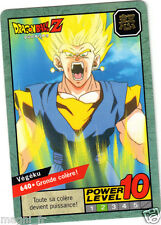 DRAGON BALL Z - Power Level 10 n° 640