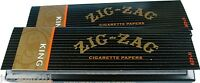 Zig Zag King Size Rolling Papers (2 Packs Of 32 Papers) **Free Shipping**