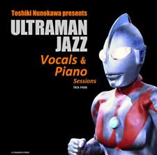 TOSHIKI FUKAWA UJQ-ULTRAMAN JAZZ-VOCAL&PIANO--JAPAN CD F81