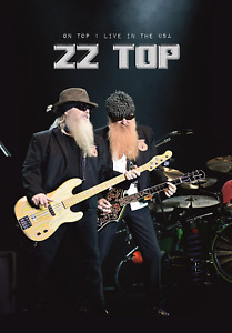 ZZ Top - On Top - Live In The USA - DVD