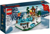 LEGO 40416 Ice Skating Rink Limited Edition - Brand New & Sealed