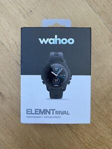 Wahoo Elemnt Rival Multisport Watch